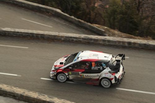 WRC19, Monte-Carlo: Ogier (Citroen) un Mostro (6)