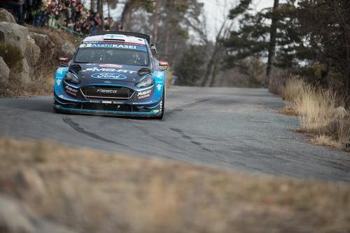 WRC19, Monte-Carlo: Ogier (Citroen) un Mostro (9)