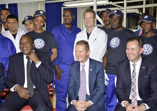 Volkswagen: la nuova frontiera è l'Africa sub-sahariana
