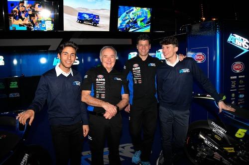 Moto2. Italtrans Racing Team, ecco la squadra 2019!