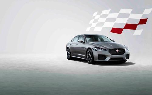 Jaguar XF e XF Sportbrake, arriva la serie speciale Chequered Flag