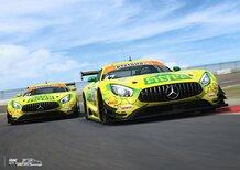 Raceroom, le nuove auto dell'ADAC GT Masters