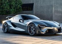 Il boss di Toyota, Akio Toyoda, assicura che la Supra non sarà l'ultima sportiva