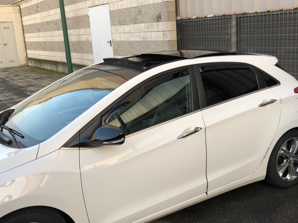 Hyundai i30 1.6 CRDi 128 CV 5p. Go! Brasil del 2014 usata a Milano (5)