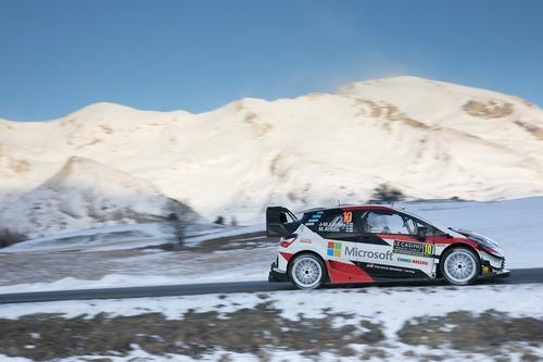 WRC 2019. Rally di Montecarlo, le foto più belle (3)