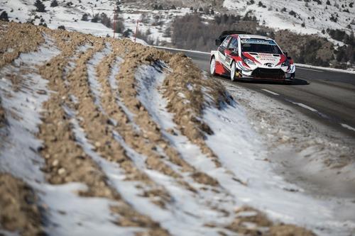 WRC 2019. Rally di Montecarlo, le foto più belle (7)