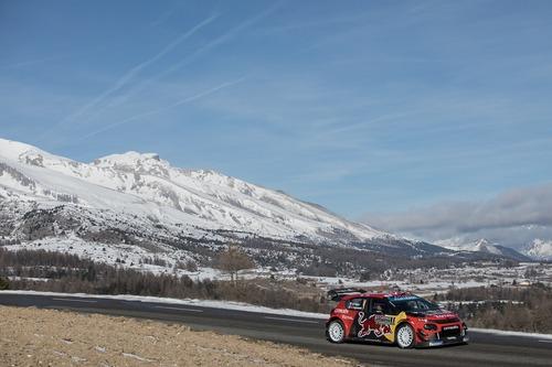 WRC 2019. Rally di Montecarlo, le foto più belle (9)
