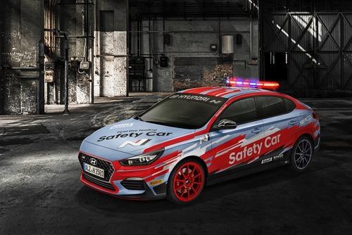 Hyundai i30 Fastback N: safety car per il Mondiale SBK 2019