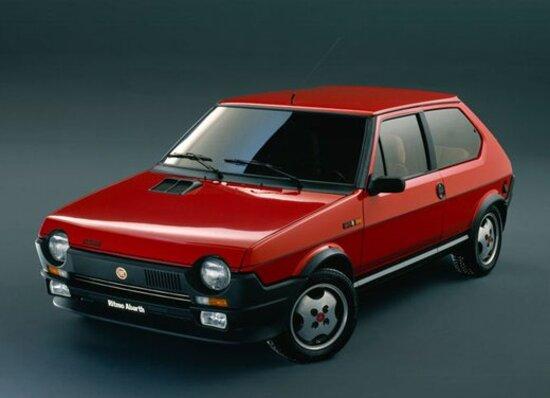 La Fiat Ritmo Abarth 130 TC