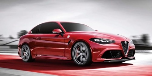 Alfa Romeo GTV LP Design: ecco la nuova coupé del Biscione