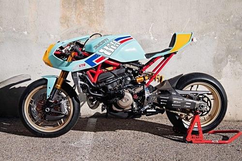 Ducati Monster 821 Pantah: una café racer pensata per le prestazioni (5)
