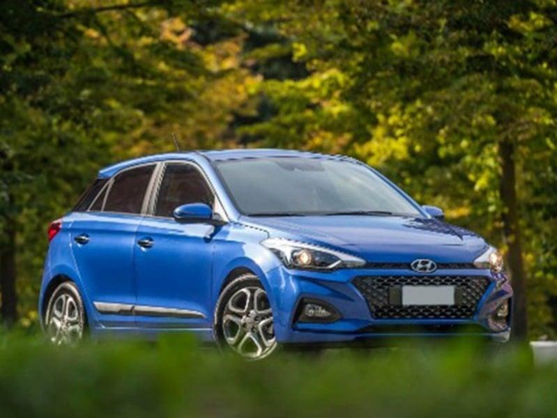 Hyundai i20 1.2 5 porte Econext Tech