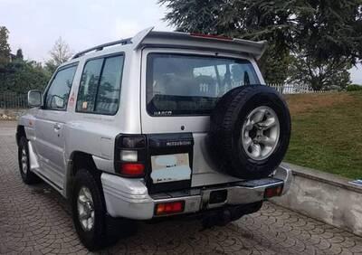 Mitsubishi Pajero 2.5 TDI Metal-top S.S. GLS del 1998 usata a Neviano degli Arduini