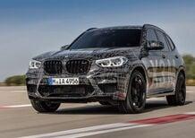 BMW X3 M e X4 M, il debutto dei SUV sportivi è vicino [Video]