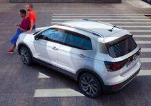 Nuovo SUV VW T-Cross: in strada con la First Edition [video]