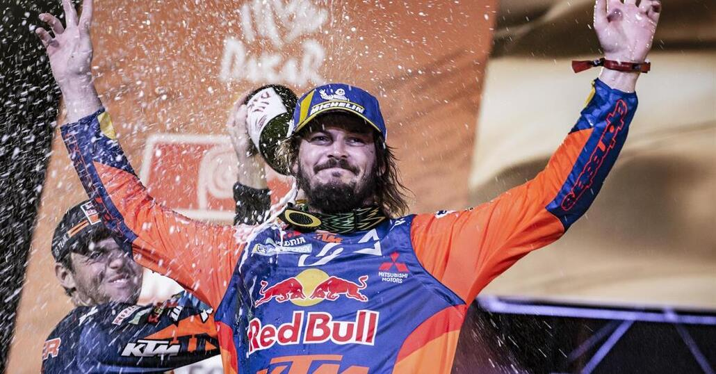 "Dakar 2019 Rewind: Toby Price, ""l'Animale"""