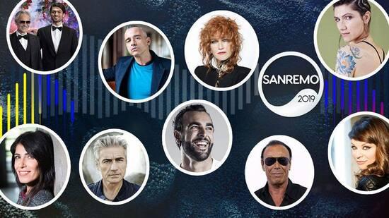 Ospiti a Sanremo 2019
