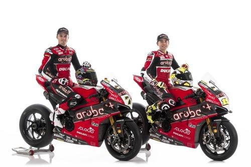 SBK 2019. Presentato il team Aruba.it Racing Ducati (2)
