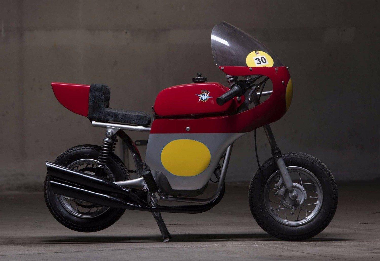 MV Agusta Mini Bike, all'asta un esemplare degli anni '70