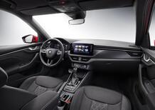 Skoda Kamiq, svelati gli interni del nuovo SUV