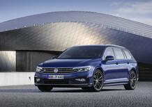 Volkswagen Passat 2019: foto e video della nuova generazione