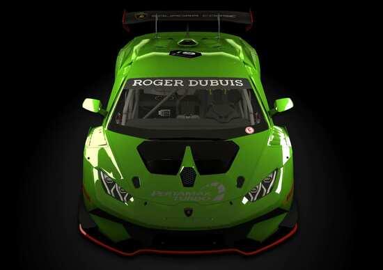 Lamborghini ST EVO, fucina di talenti italiani su Assetto Corsa