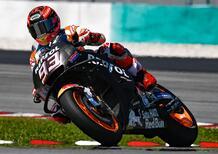 MotoGP test Sepang 2019. Márquez chiude in testa il Day 1