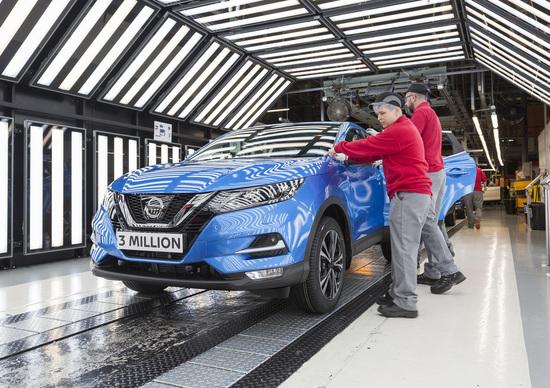 Brexit, un boomerang per i lavoratori Nissan? Il caso X-Trail