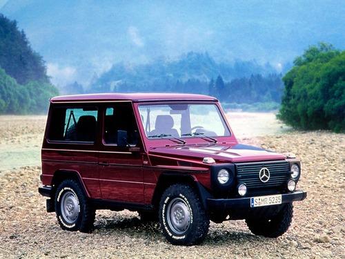 Mercedes-Benz: buon 40° compleanno, Classe G! (4)