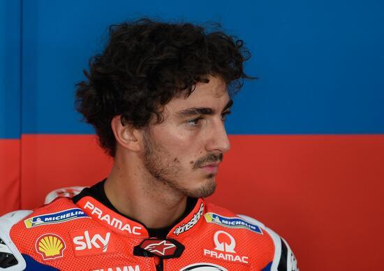 MotoGP test. Day 2, i commenti di Bagnaia, Viñales e Márquez