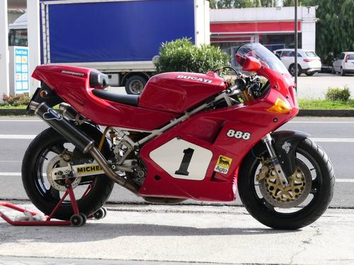 Le Belle e Possibili di Moto.it: Ducati 888 SP4S