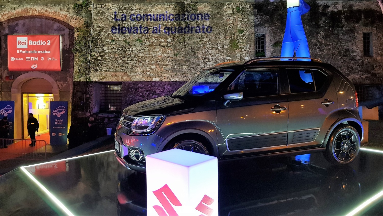Sanremo 2019, visto dall'appassionato di auto: pillole di Festival