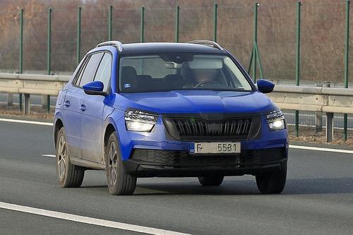 Skoda Kamiq, le foto del nuovo SUV senza veli! (2)