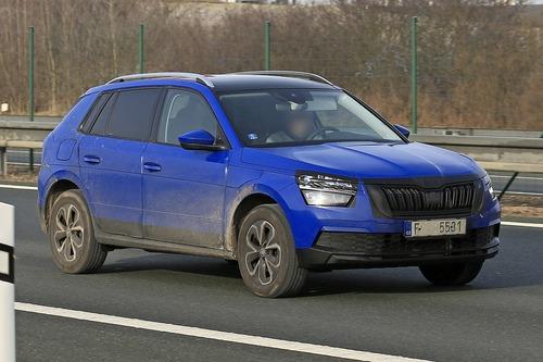 Skoda Kamiq, le foto del nuovo SUV senza veli! (4)
