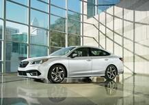 Subaru Legacy, la nuova generazione a Chicago 2019 [Foto e video]