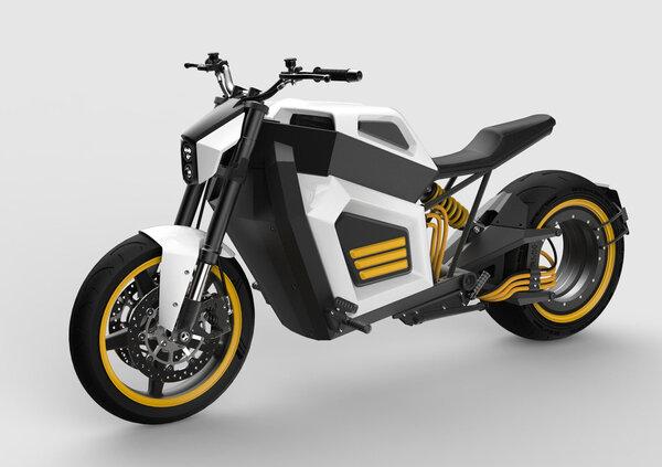 RMK E2: il futuro è già presente con questa moto elettrica