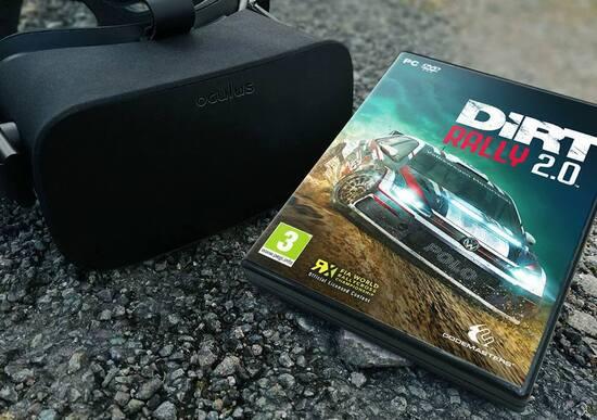 DiRT Rally 2.0: arriverà il supporto VR
