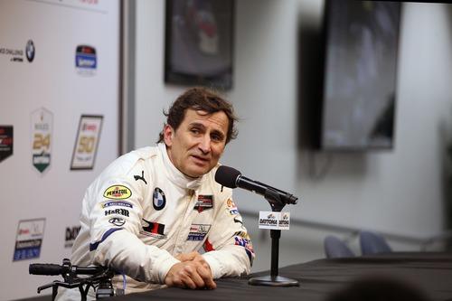 Zanardi racconta la sua 24 ore di Daytona con la BMW M8 GTE (3)