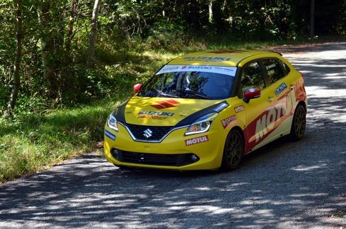 Renato Travaglia al Sanremo 2019, Festival: dopo il Rally l'eco drive Suzuki (2)