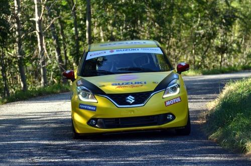 Renato Travaglia al Sanremo 2019, Festival: dopo il Rally l'eco drive Suzuki (3)