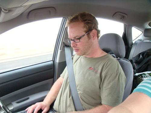 Cinture di sicurezza in auto: paga anche il conducente (2)