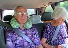 Passeggeri in auto senza cintura? Paga i danni anche il conducente