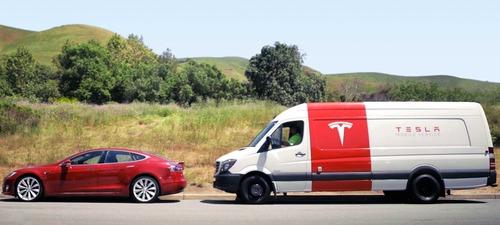 Tesla e Mercedes insieme? Per nuovi van elettrici e non solo