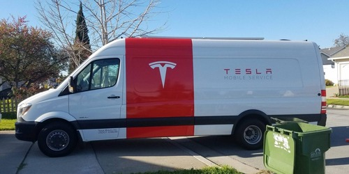 Tesla e Mercedes insieme? Per nuovi van elettrici e non solo (4)