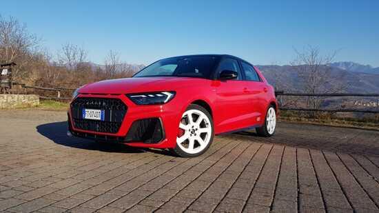 La Audi A1