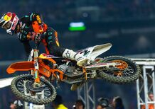 Supercross 2019, Minneapolis: Cooper Webb (KTM) domina