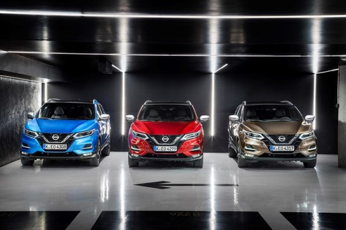 Nissan Qashqai: arriva il nuovo Diesel 1.7 dCi (4)