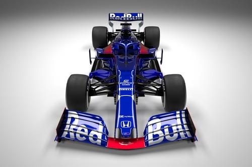 F1 2019: Toro Rosso, svelata la STR14 (3)