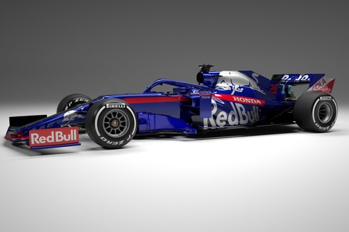 F1 2019: Toro Rosso, svelata la STR14 (4)