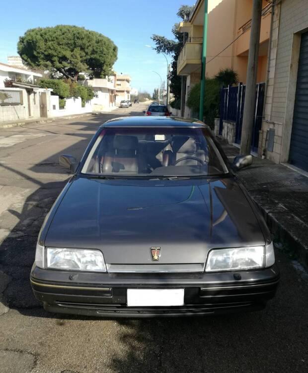820i Sterling d'epoca del 1987 a Lecce (2)